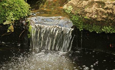 stromend-water